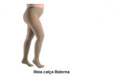 MEIA DE COMPRESSÃO SELECT COMFORT MEIA CALÇA MATERNA