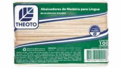 ABAIXADOR DE LINGUA PCT C/ 100 UND