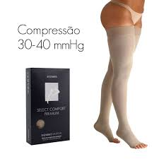 MEIA DE COMPREENSÃO SELECT COMFORT PREMIUM 7/8